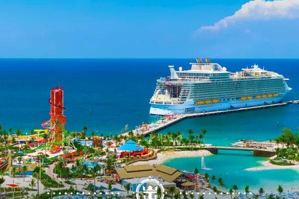 cruzeiro bahamas royal caribean
